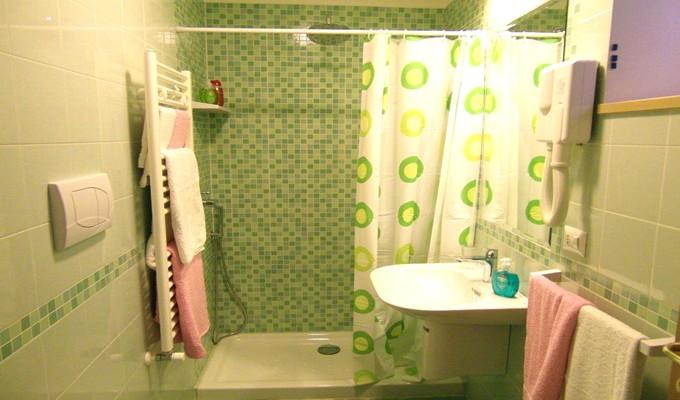 Green apple room bbalcentrostorico - Bagno verde mela ...
